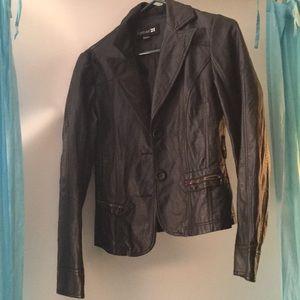 Forever21 Leather Jacket!